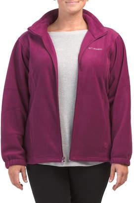 Columbia Plus Cannon Full Zip Fleece Jacket