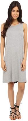 Kensie Drapey French Terry Dress KS5K7945 Women's Dress