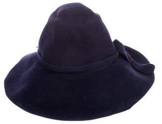 Jennifer Ouellette Felt Fedora Hat