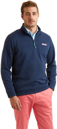 Vineyard Vines Classic Sweater Fleece Shep Shirt