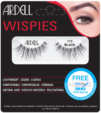 a6ac73fc7aa at Lookfantastic · Ardell Wispies False Eyelashes - 113 Black