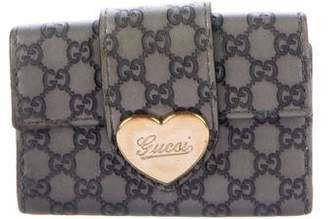 Gucci Guccissima Key Holder