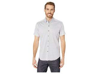 Robert Graham Cloverly Tailored Fit Sports Shirt