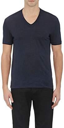 John Varvatos Men's Basic V-Neck T-Shirt