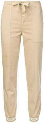 Ermanno Scervino drawstring trousers