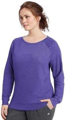 Champion Plus Size French Terry Crewneck Sweatshirt