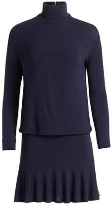 Bailey 44 Anastasia Ruffle-Hem Sweater Dress