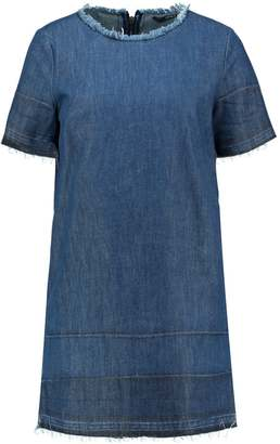 Only ONLANYA Denim dress medium blue denim