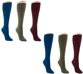 Legacy Set of 6 Signature Trouser Socks