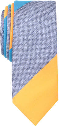 Original Penguin Men's Schaiken Stripe Skinny Tie