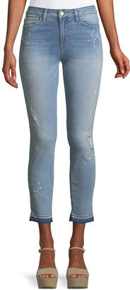 Sanctuary Saige Released-Ankle Jeans