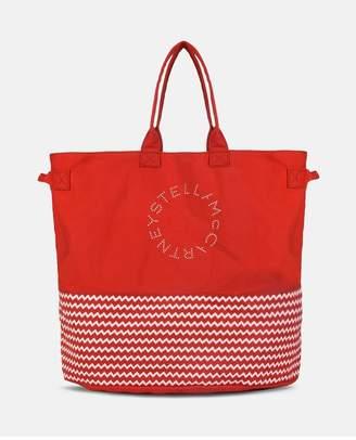 Stella McCartney Logo Beach Bag