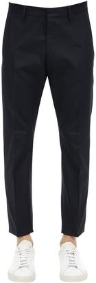 DSQUARED2 16.5cm Hockney Cotton Canvas Pants
