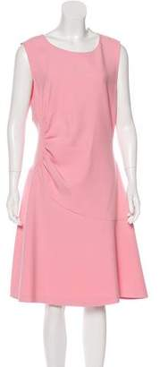 Diane von Furstenberg Dayna Mini Sleeveless Dress