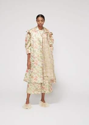 Simone Rocha Puff Sleeve Coat