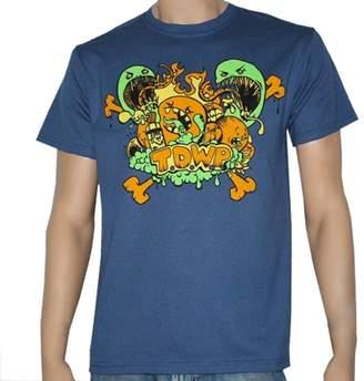 Prada BigBoyMusic THE DEVIL WEARS Monsters - Denim T-shirt