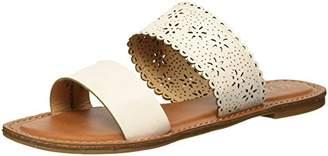 XOXO Women's Roxboro Flat Sandal