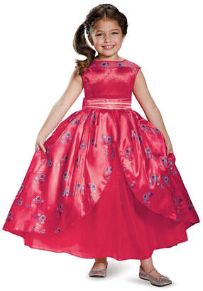 BuySeasons Elena of Avalor Elena Ball Gown Deluxe Little Girls Costume
