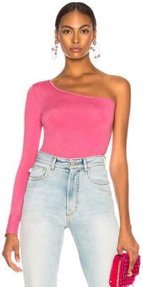 Joostricot Bodycon Asymmetric Long Sleeve Sweater