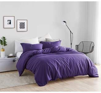 Byourbed Duvet Cover Purple Reign Supersoft Bedding