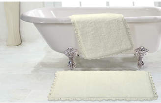 Chesapeake Crochet 2 Piece Bath Rug Set