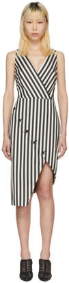 Altuzarra Black and White Marceau Dress