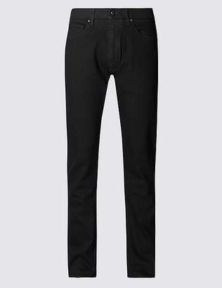 """Marks and Spencer Slim Fit Stretch Jeans with Stormwearâ""""¢"""