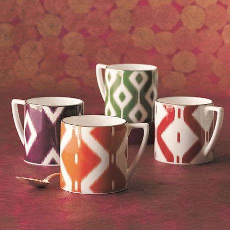Wedgewood Kilim Mugs