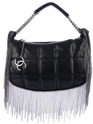 Chanel Lambskin Chain Fringe Bag