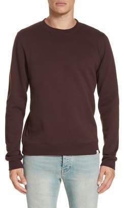 Norse Projects Vagm Crewneck Cotton Sweatshirt