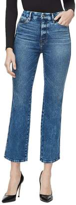 Good American Good Curve Straight Jeans in Blue286