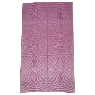 Roberto Cavalli Purple Viscose Scarves