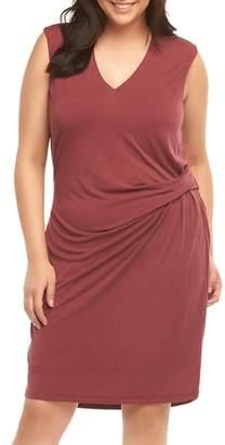 Tart Annetta Ruched Sheath Dress