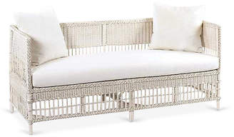 One Kings Lane Vineyard's Daybed - Antiqued White
