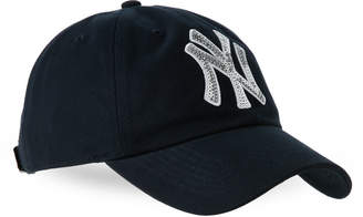 '47 New York Yankees Sparkle Baseball Cap