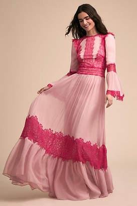 Anthropologie Isabelle Wedding Guest Dress