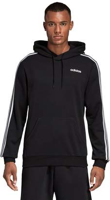 a8abce6e adidas Men's Triple-Stripe Essential Pullover Hoodie