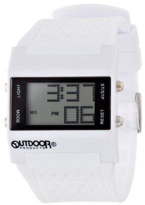 Outdoor Products (アウトドア プロダクツ) - [アウトドアプロダクツ]OUTDOOR PRODUCTS スクエアデジタル ホワイト ODP0503 WH 【正規輸入品】