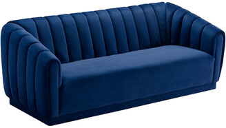 Chic Home Van Gogh Navy Sofa