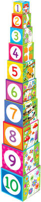 Learning Journey Stacking Cubes