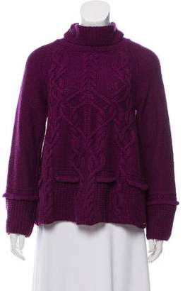 Spencer Vladimir Cashmere Cable Knit Sweater