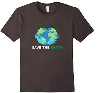 DAY Birger et Mikkelsen Save The Earth World Environment T-shirt Climate Gift