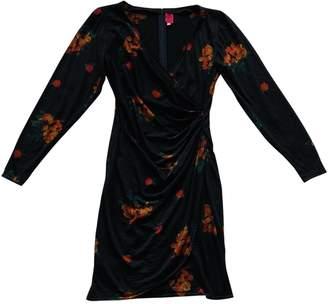 Parallèle Ungaro Black Wool Dress for Women Vintage