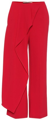 Roland Mouret Draped panel pants