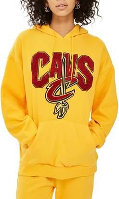 Topshop x UNK Cleveland Cavaliers Hoodie