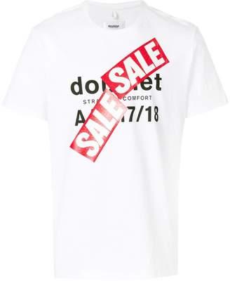 Doublet Sale print T-shirt