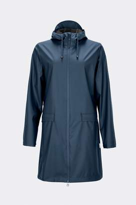 b5a78367 Rains Blue Waterproof W Coat - XS/S - Blue