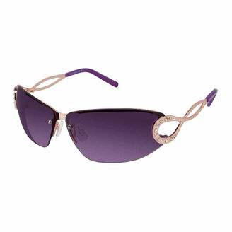 ROCAWEAR Rocawear Rimless Rectangular UV Protection Sunglasses-Womens $28 thestylecure.com