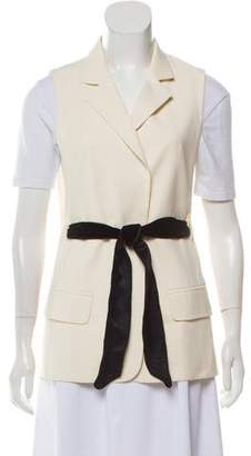 Alexander Wang Belted Tailored Vest