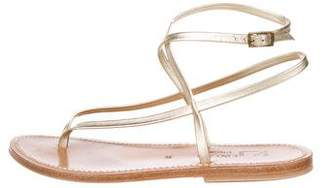 K Jacques St Tropez Delta Wrap-Around Sandals